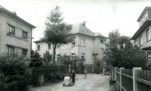 Haus von Georg Kliebhan , ca. 1960